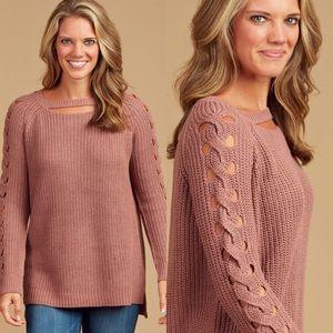 Altar'd State Los Lunas sweater
